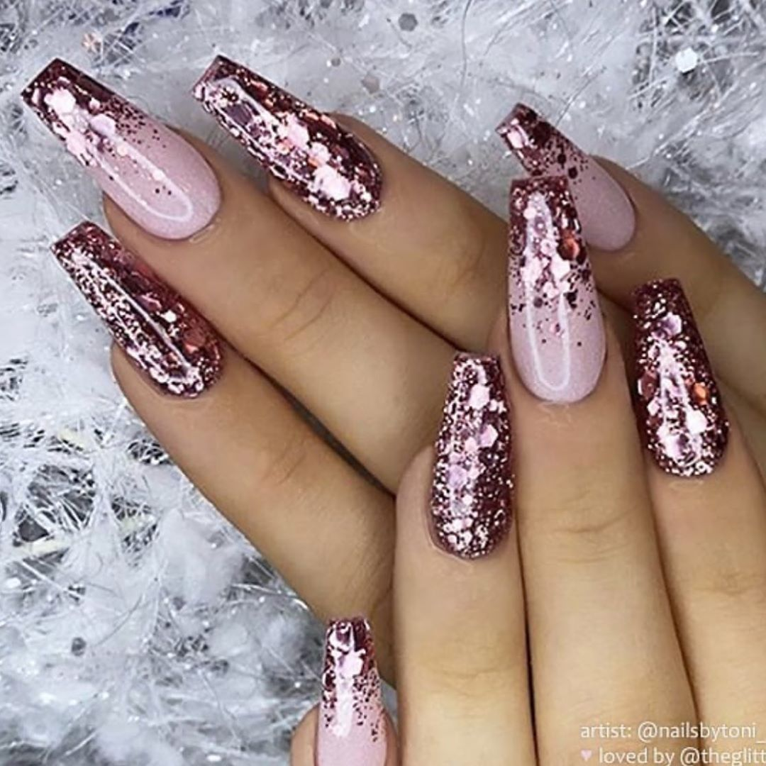 35 trendy gel nails art design you can copy in Spring - Page 4 of 7 - ibaz
