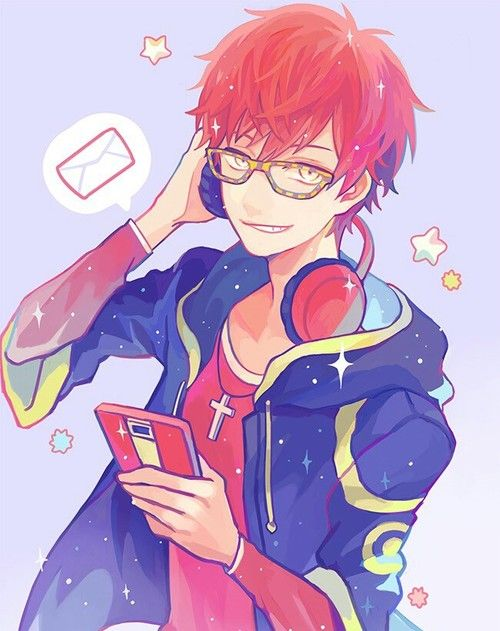 Image in mystic messenger collection by MagicAleph OnePiece
