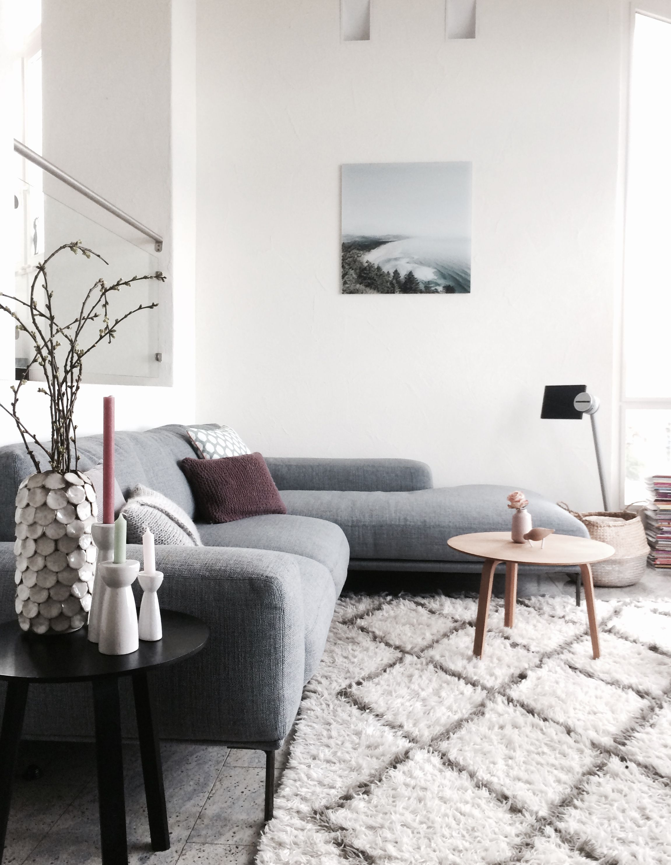 Im Wohnzimmer*... | Living rooms, Living room inspiration and ...