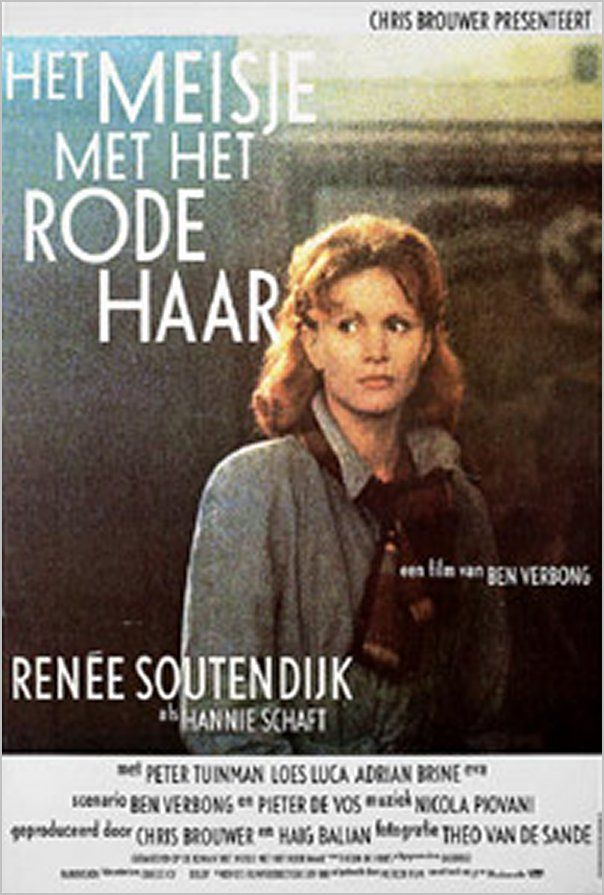 Het Meisje met het Rode Haar  1981