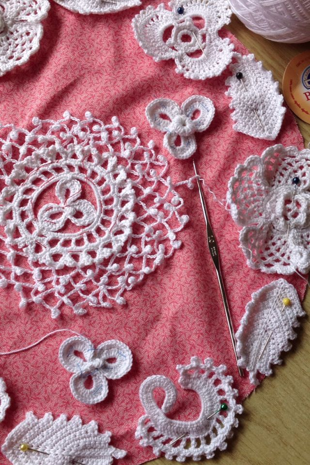 Clones Lace Tutorial