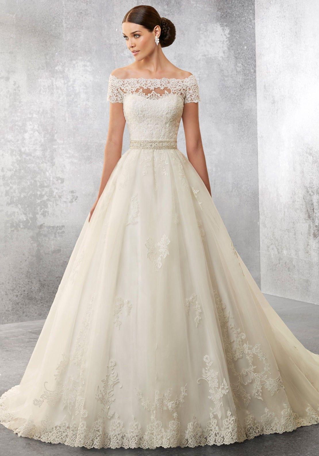 Ronald Joyce 69166 Wedding Dress | Noivas | Pinterest | Ronald joyce ...