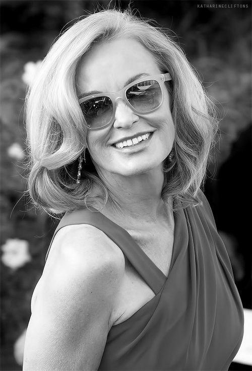 Lange's 2nd Emmy win (AHS) 2012