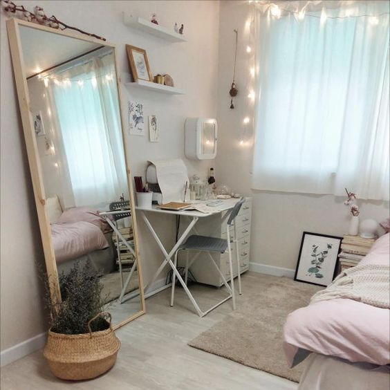 40 Chic Bedroom Decorating Ideas for Teen Girls images