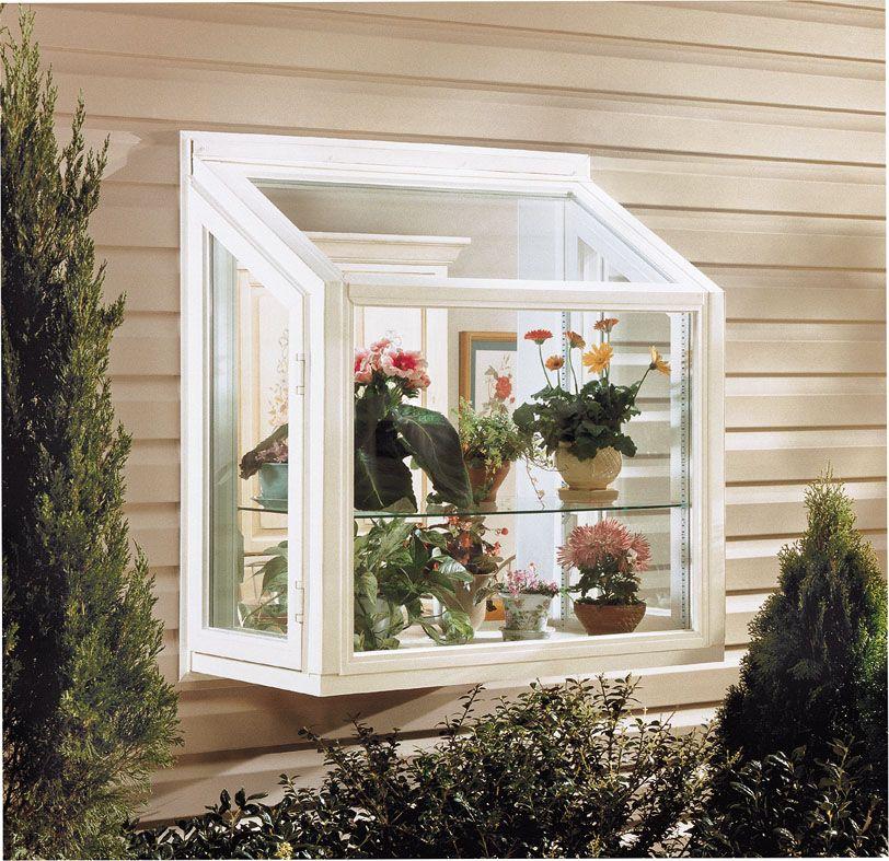 Garden Kitchen Windows Bay Window Above Kitchen Sink: Kitchen Garden Window, Garden Windows