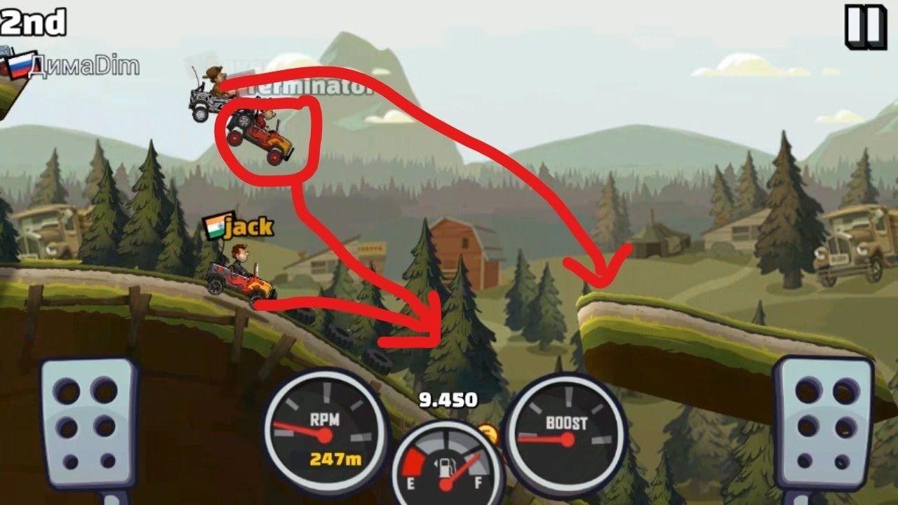Hill Climb Racing 2 Crazy Crashes Gameplay15