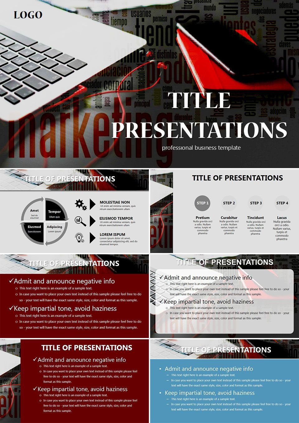 Affiliate Marketing PowerPoint templates | Template