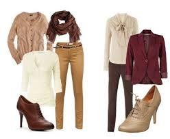 208d7be2212 Resultado de imagen para zapatos cafes combinacion mujer | Outfits ...
