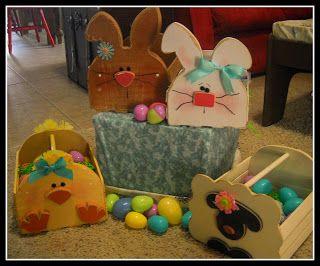 Craft Goodies: baskets
