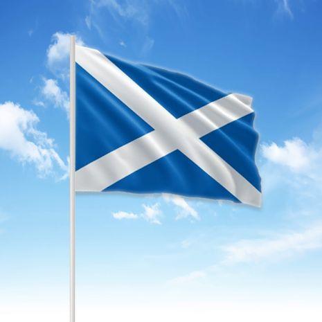 Scotland St Andrews Flag 5 X3 St Andrews Cross St Andrews Scotland