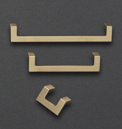 Ramsey Finger Pull Drawer pulls, door hardware