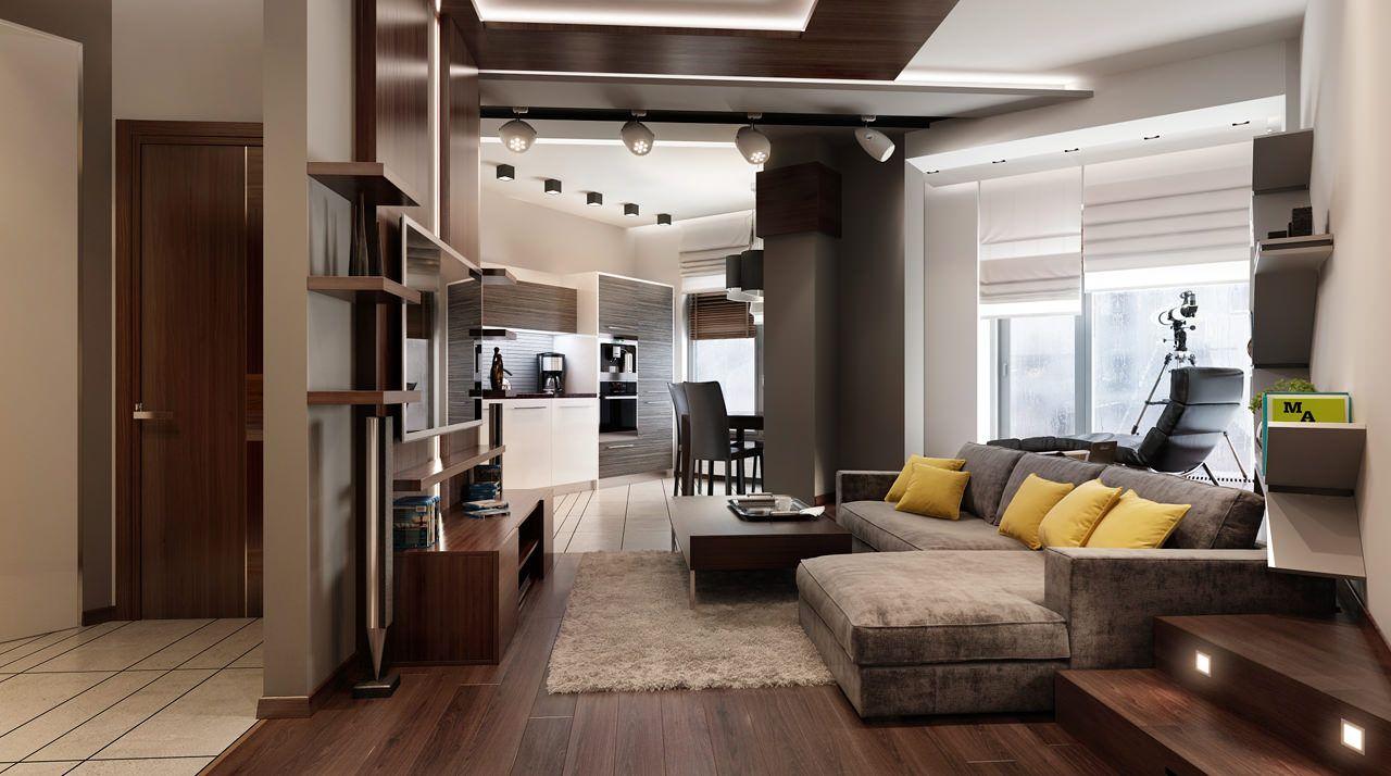 Decoración de interiores modernos, ideas para renovar tu sala ...