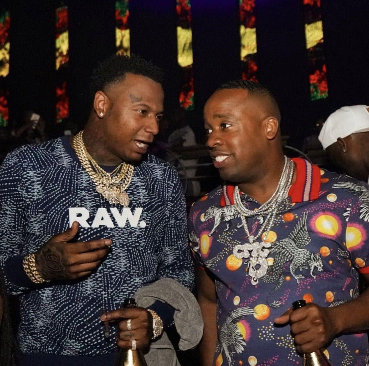 Moneybagg Yo And Yo Gotti Yo Gotti Rappers Rihanna