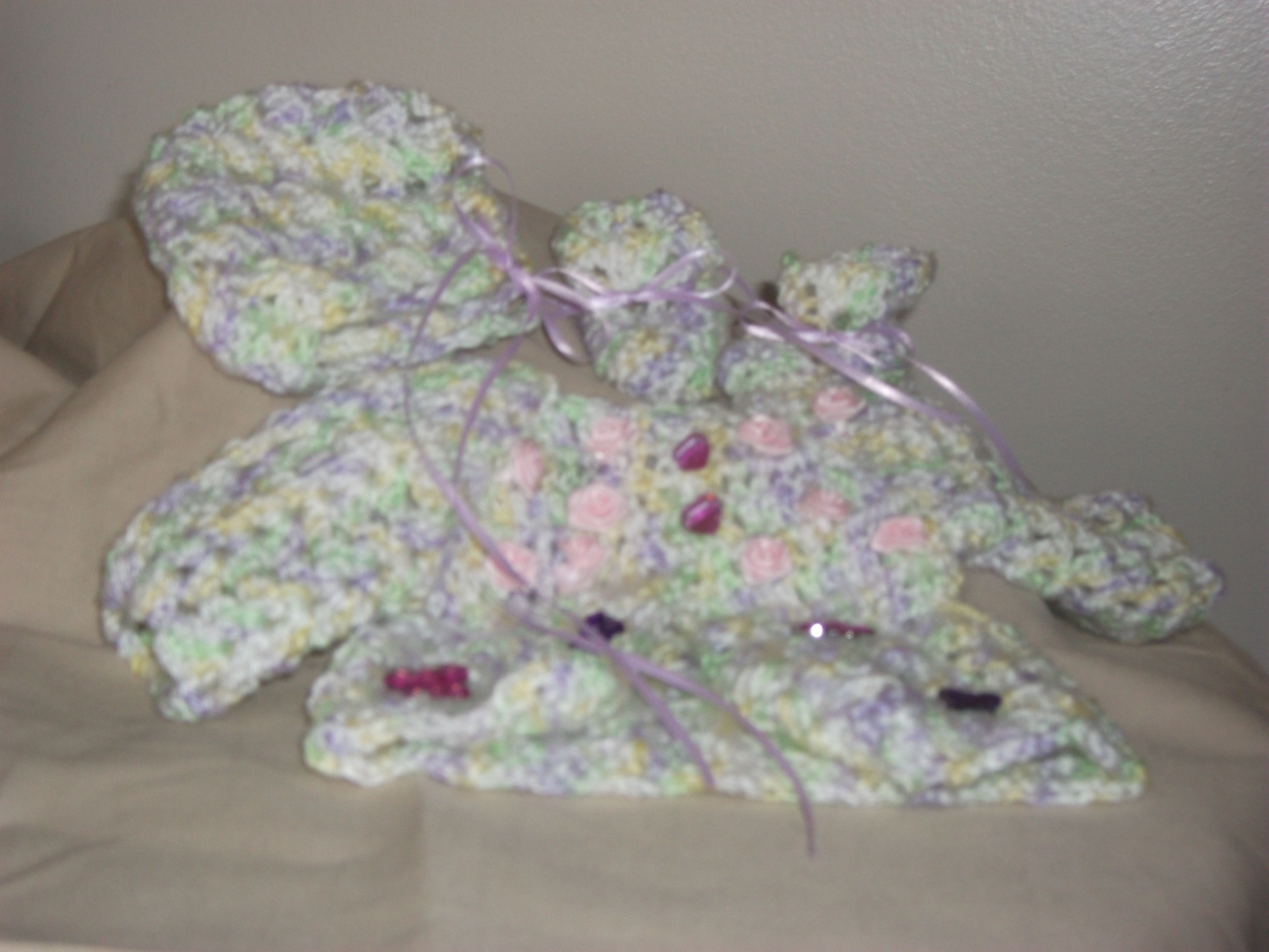 Baby Sweater Hat Booties Preemie Baby Clothes