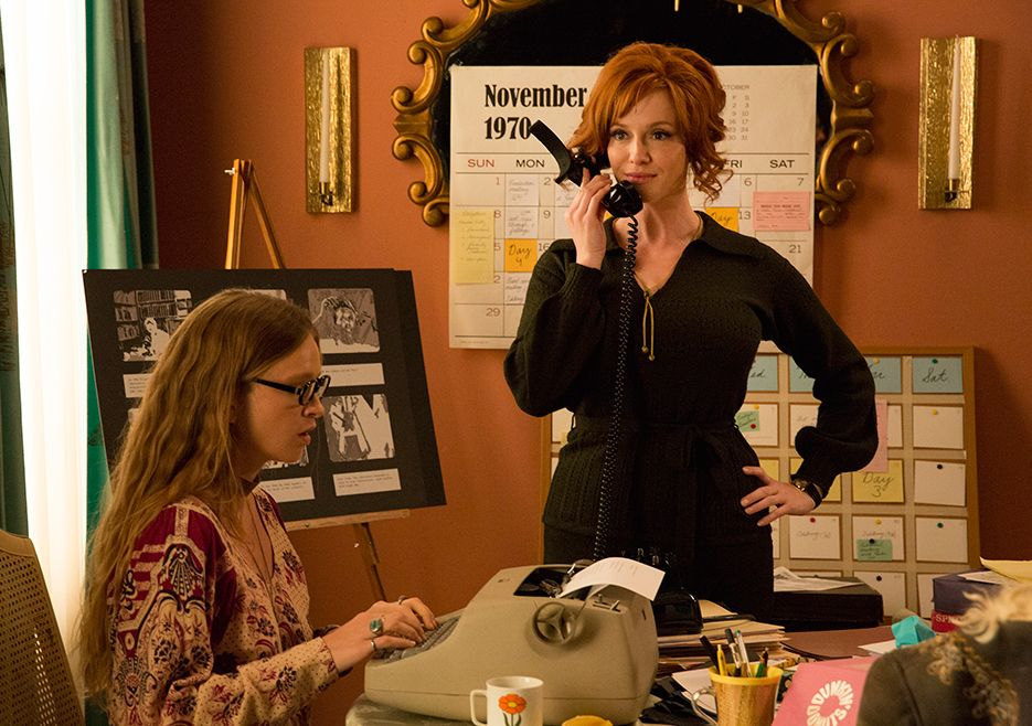 Go Joan! Mad Men Season 7 Episode 14