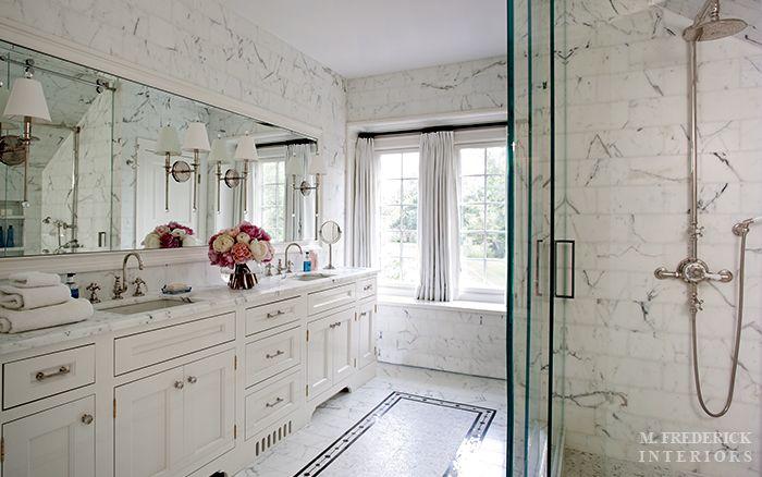 House tour: m.frederick interiors home decor bathrooms pinterest