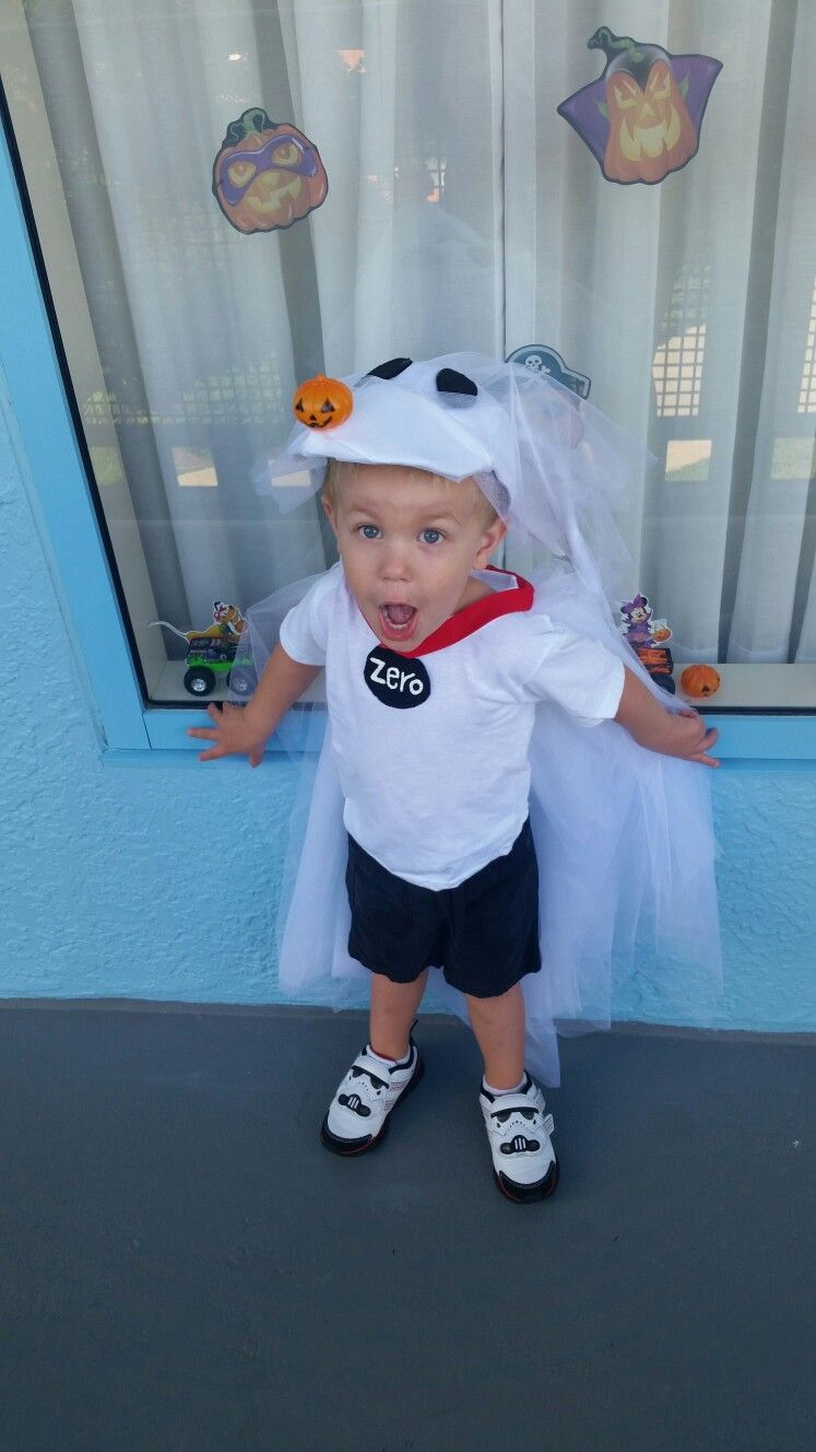 Zero costume from the nightmare before christmas! | Halloween ...