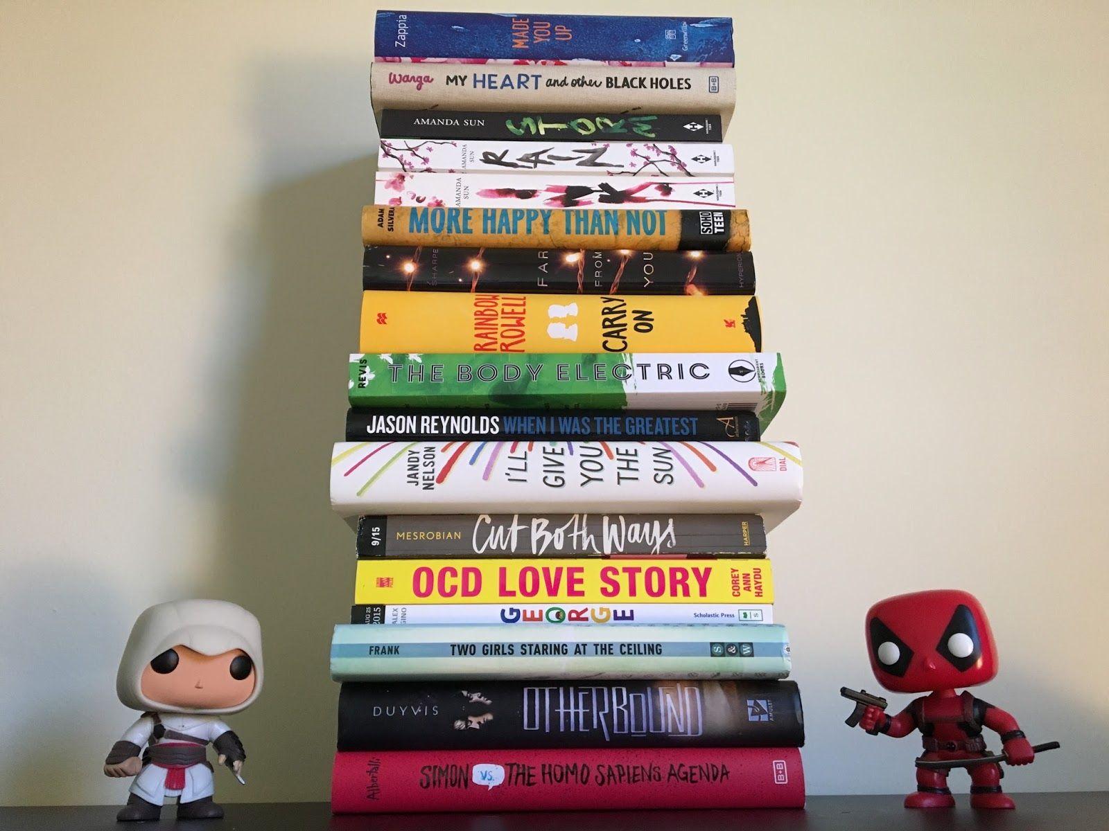 Writability: Diverse Books Resource List