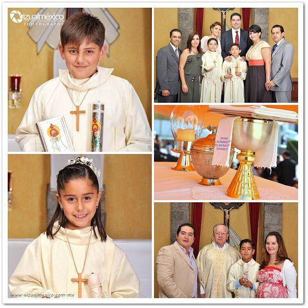 Fotografía de Primera Comunión   Detalles   Photoshoot   Ceremonia Comunitaria   www.vizualmexico.com.mx