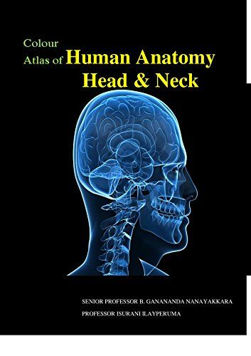 Download Colour Atlas Of Human Anatomy Head And Neck 1st Edition