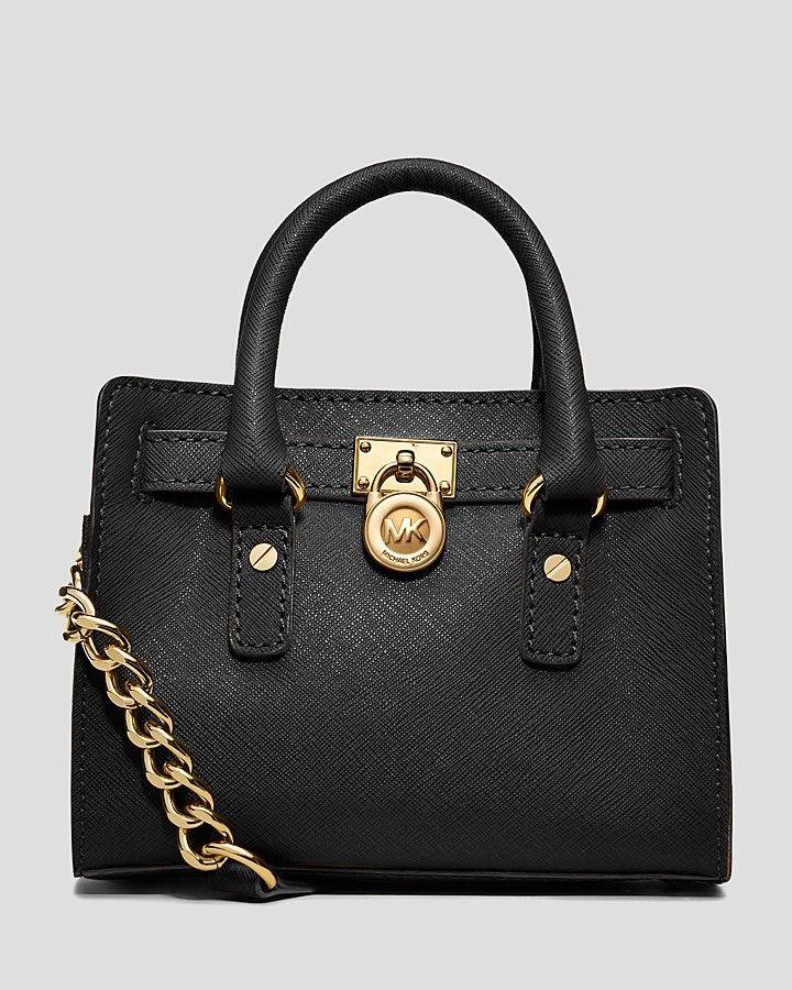 4683bb56ad MICHAEL Michael Kors Crossbody - Mini Hamilton Messenger Love this bag.