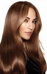 Medium Light Chestnut Brown Hair Color