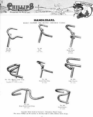 Types of Bicycle Handlebar