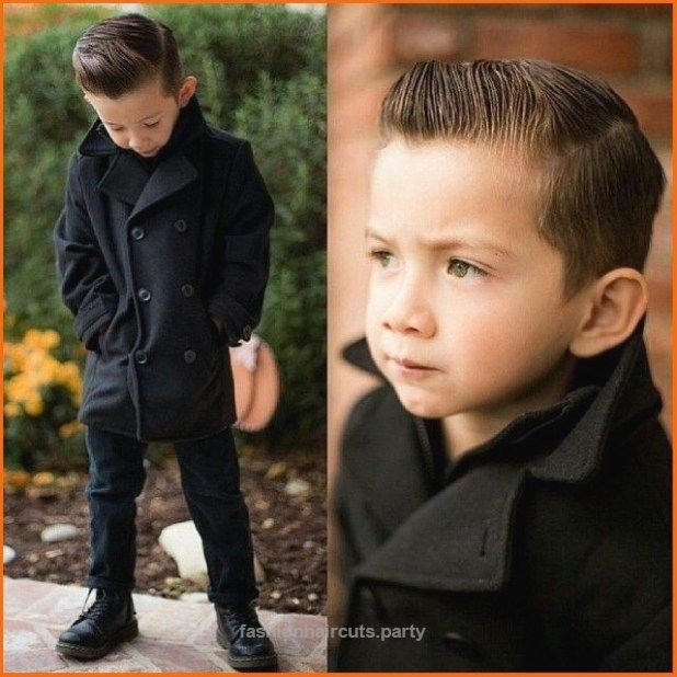 Latest Cute And Easy Hairstyles For School Boys - Boy hairstyle easy