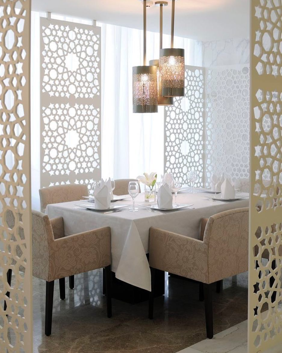 32 Stylish Dining Room Ideas To Impress Your Dinner Guests: Pin By Kamel Bader On Buildings & Decoration In 2019