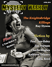 Mystery Weekly MagazIne - Free Short Stories