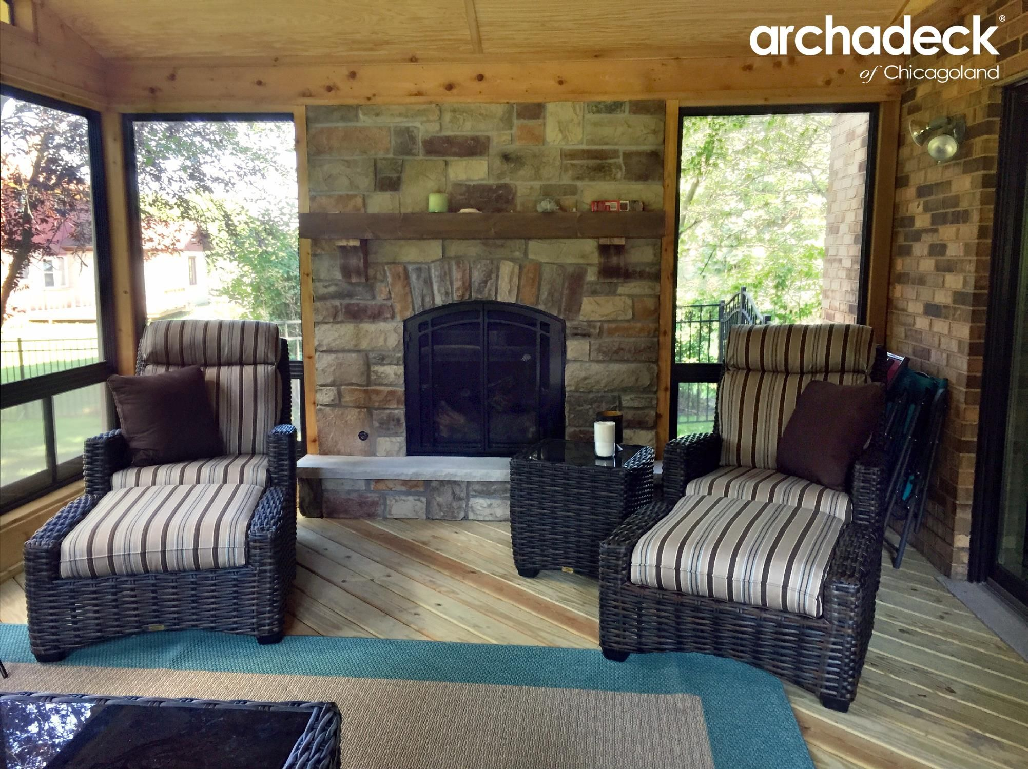 Outdoor Fireplaces Vs Fire Pits Porch Builders Outdoor Fireplace Fireplace