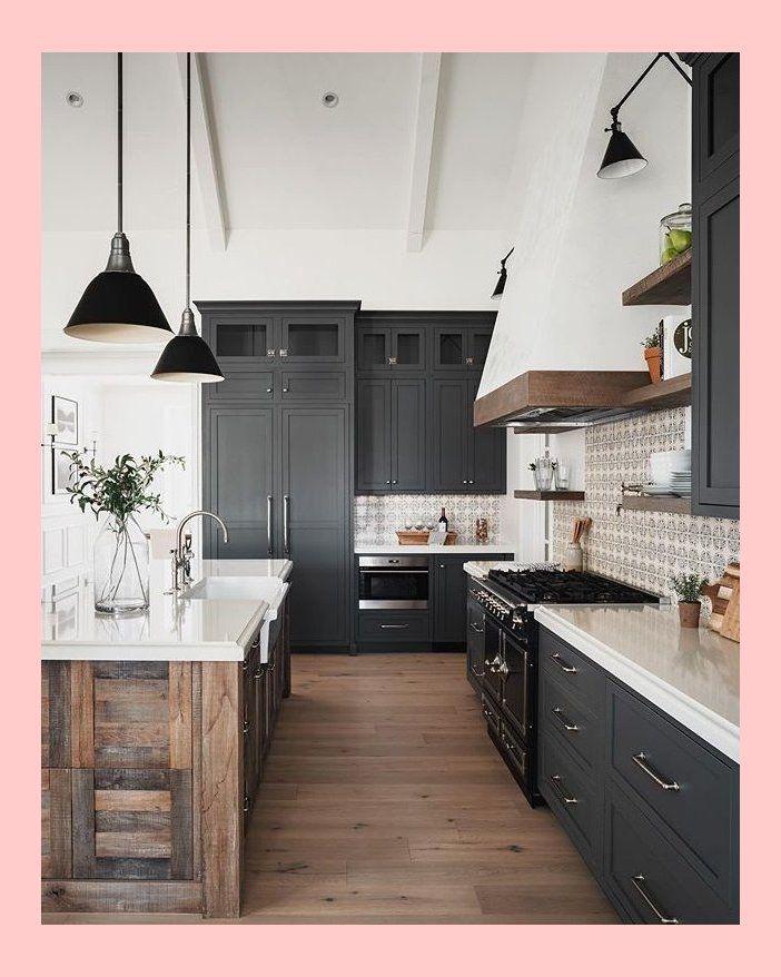 Zeitloses Küchendesign - #Küchendesign #Zeitloses #kitchenislanddecor Zeitlose...   1554