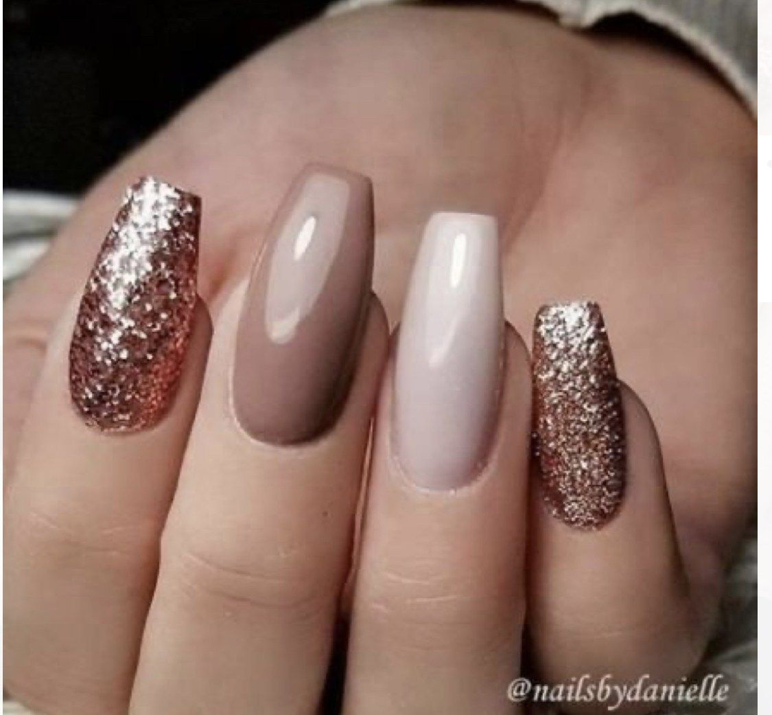 Fall Winter 2019 Nail Ideas Manicure Lookbook For All Styles In 2020 Coffin Shape Nails Cute Acrylic Nails Trendy Nails