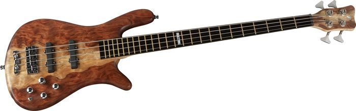 Warwick Streamer Lx Custom Electric Bass Natural Satin
