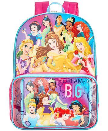 b6bd1e587e7 Disney Princesses Backpack   Lunch Bag