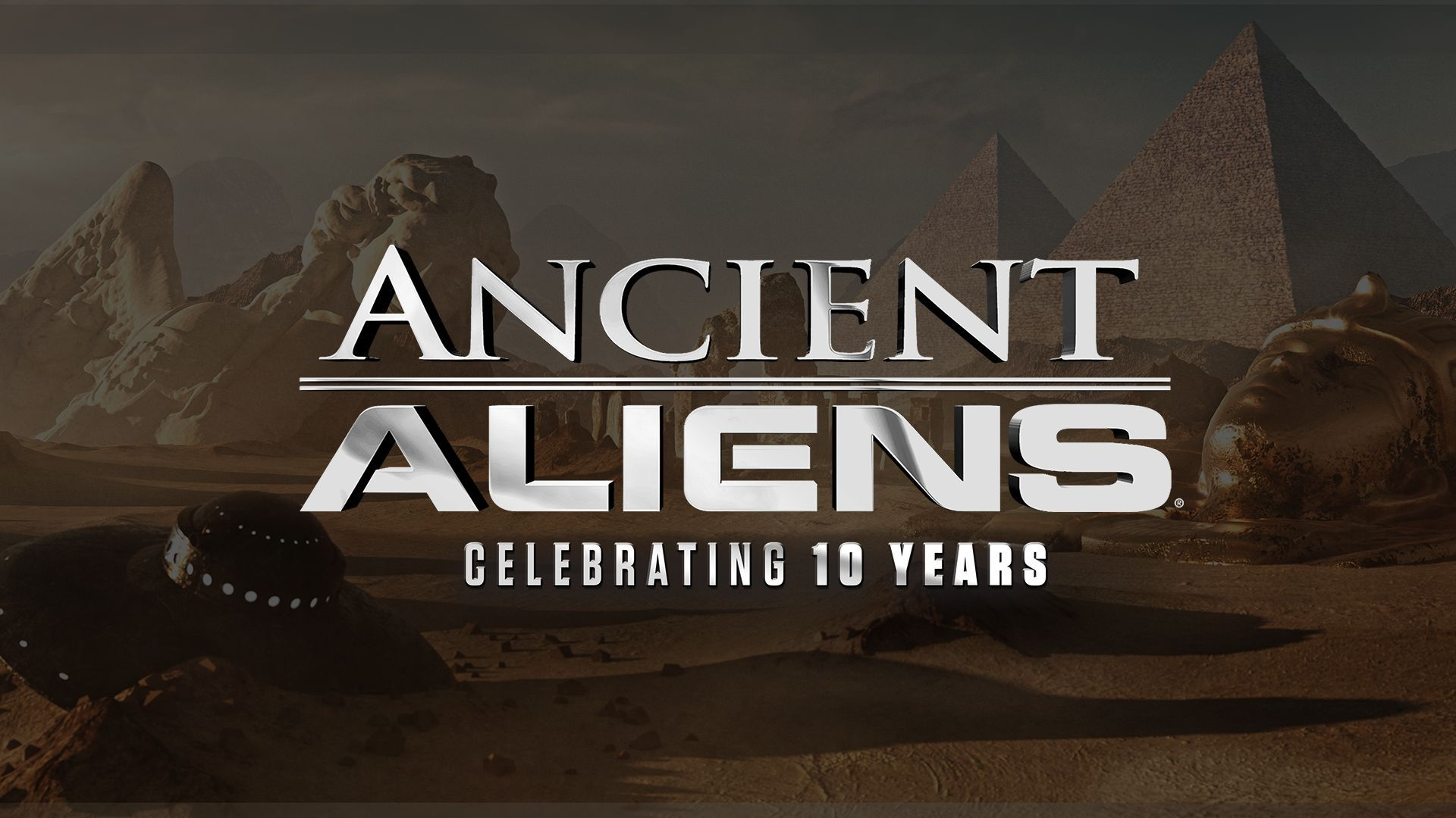 Ancient Aliens explores the controversial theory that extraterrestrials have vis