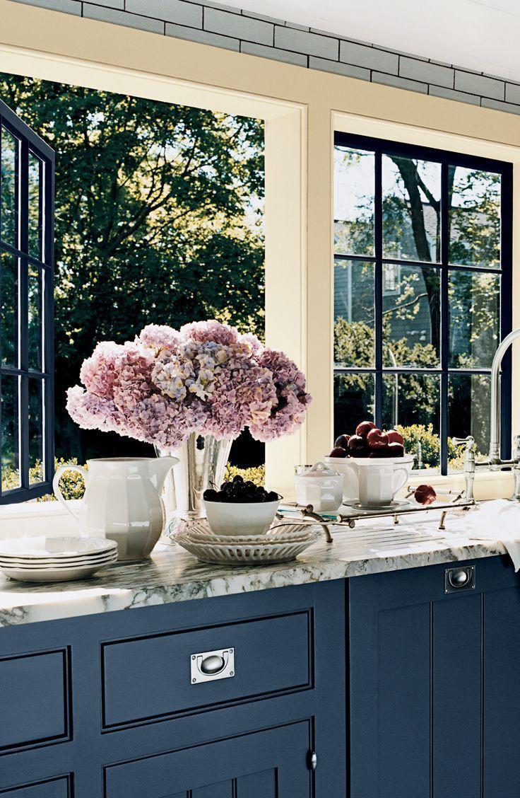 Rita Burnett Pretty Kitchen Sweet Home Kitchen Window Treatments