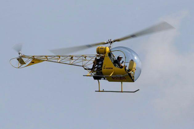 Hélicoptère léger Safari