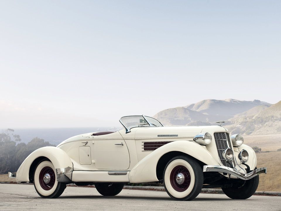 Auburn 8-851 SC Speedster (1935) | авто | Pinterest | Auburn, Super ...