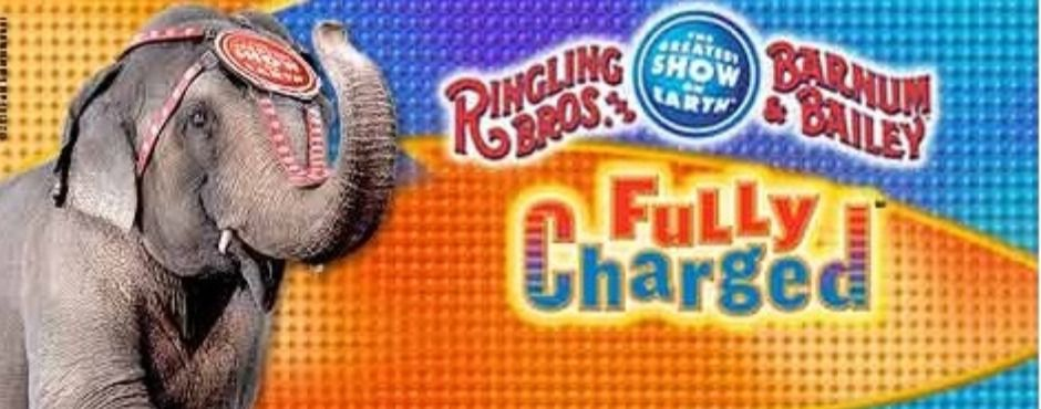 Don't miss out on Ringling Bros. and Barnum & Bailey