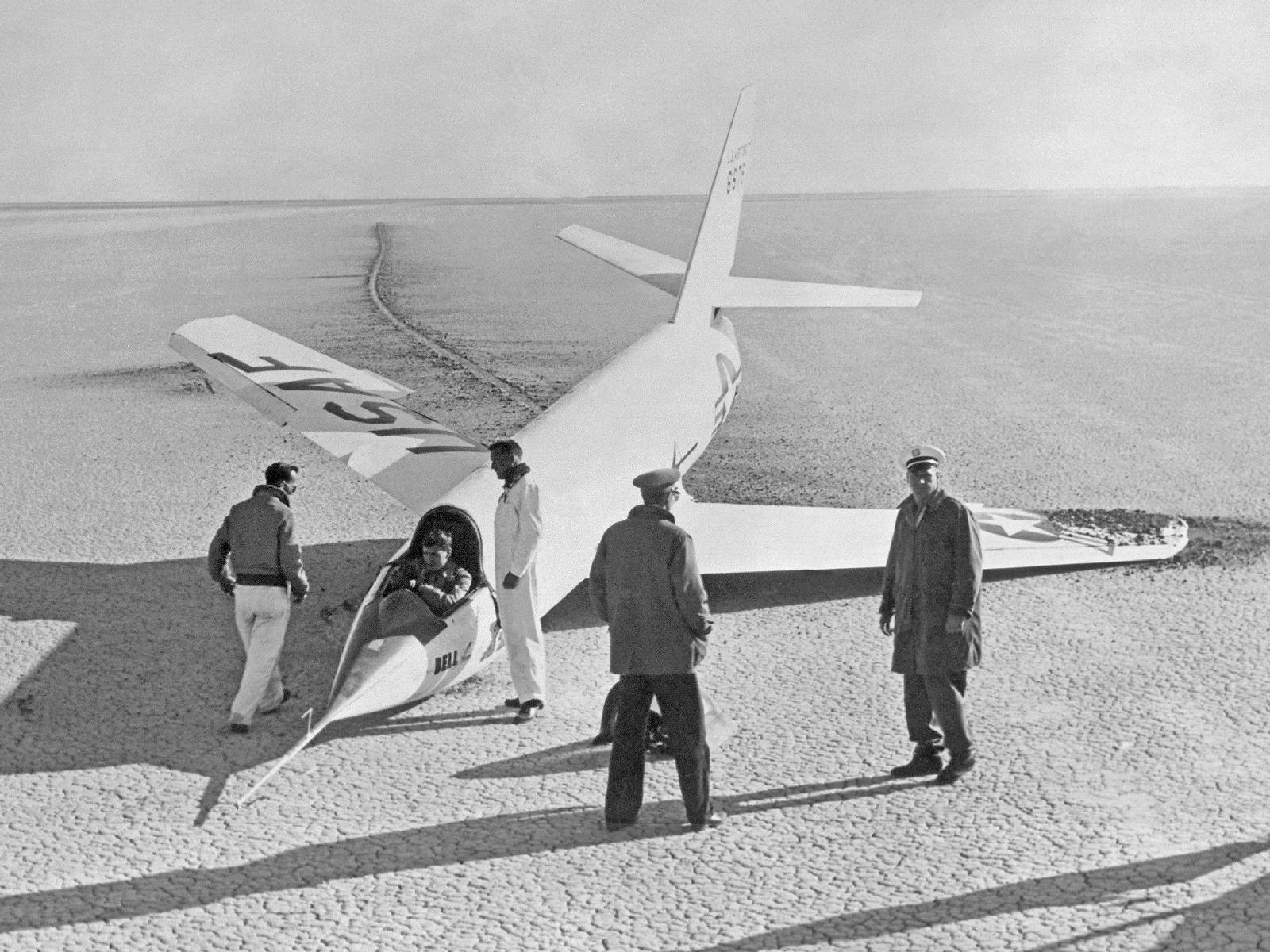 Plane crash, 1952