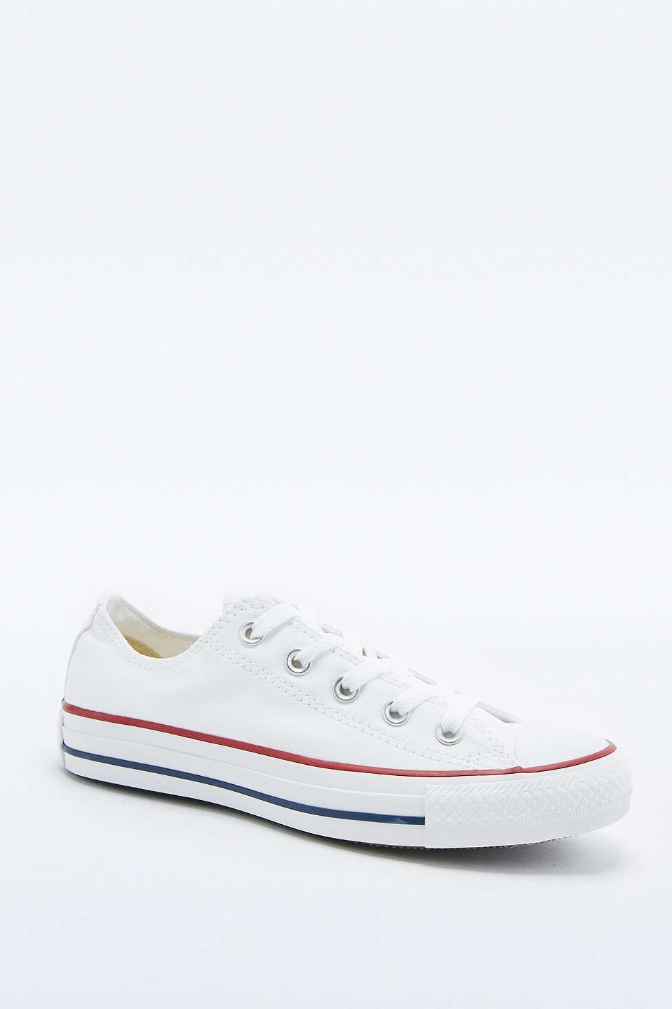 Converse - Baskets basses All Star Chuck Taylor blanches