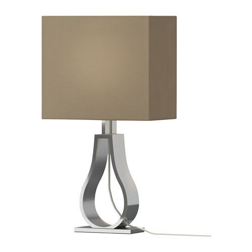 Ikea 80268740 Klabb Table Lamp Light Brown ** For more