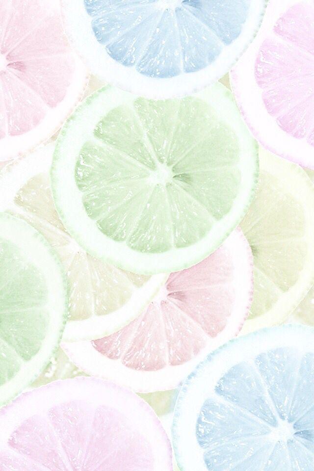 Pastel | Color | Texture limonsitos de colores pasteles                                                                                                                                                                                 Más