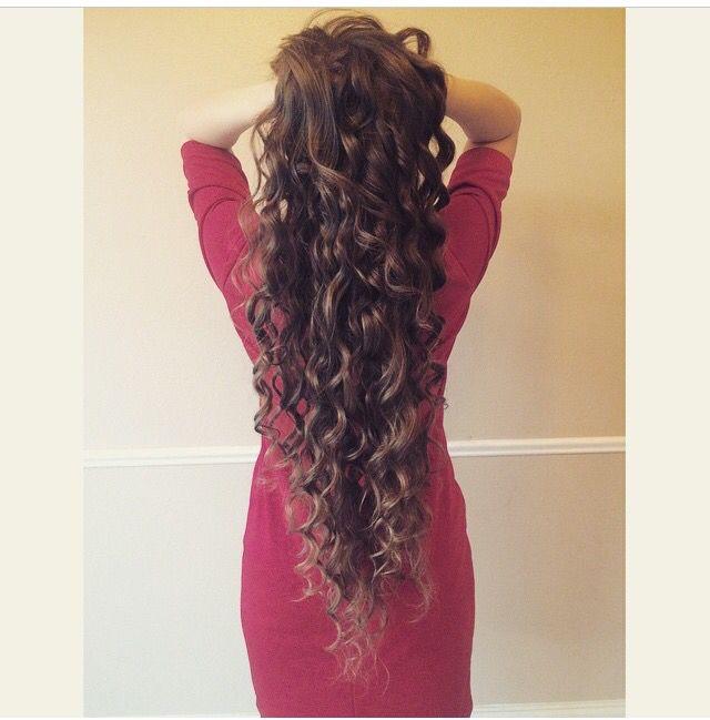#Apostolic #Hair …   Long hair styles, Hair, Curly hair styles