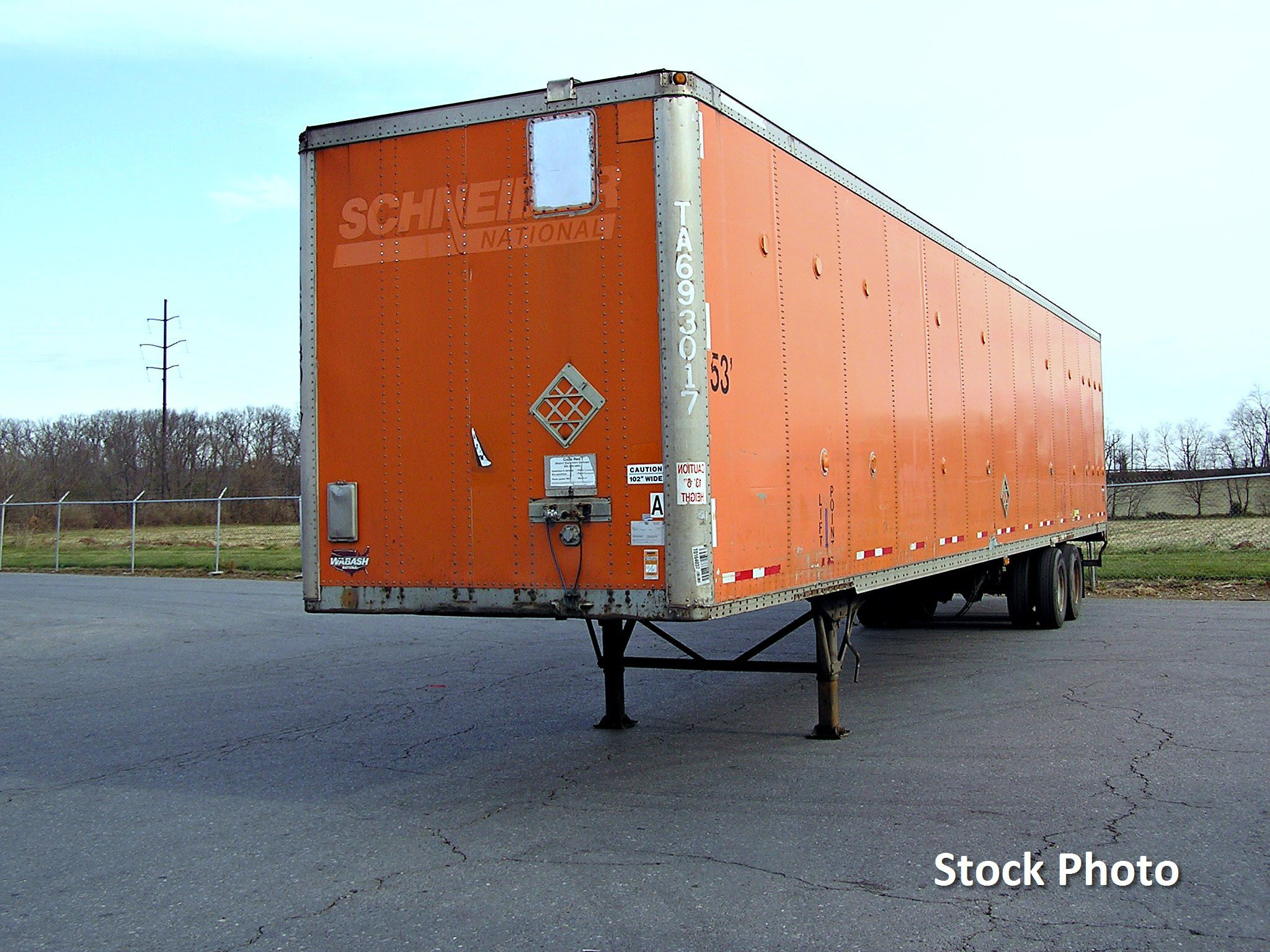 Hundreds Of Fleet Maintained Trailers For Sale 1999 To 2005