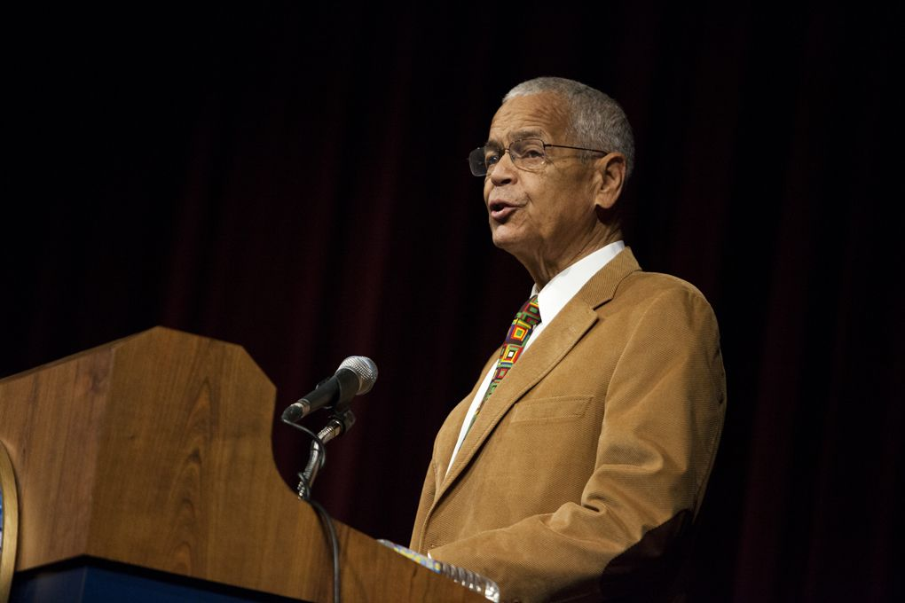 """The various elements of DPN [Deaf President Now] – students, faculty, staff, alumni – did everything a successful movement must do. Just like the participants in the Montgomery Bus Boycott three decades earlier, they raised money, they organized, they sought support outside their own community, they had a strategy."" - Julian Bond"