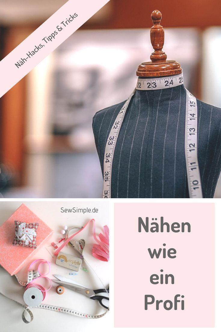 Photo of Nähen wie ein Profi: Nähen Sie Hacks, Tipps und Tricks – Diy and Crafts