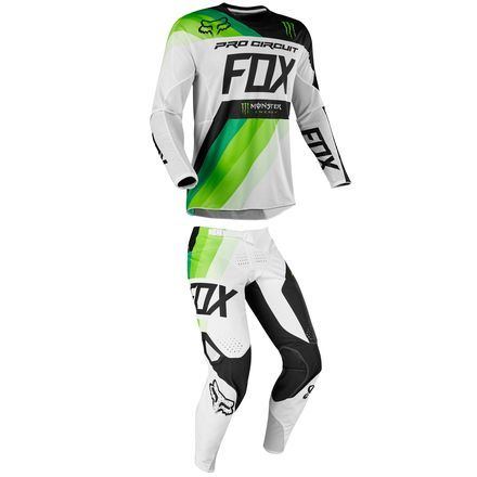 Fox Racing 360 Murc Combo Jersey Pant MX Motocross Dirtbike ATV Offroad Gear