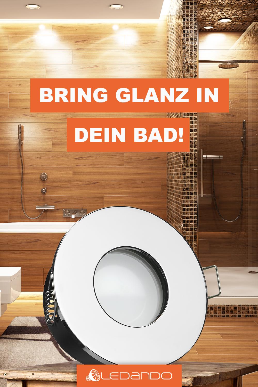 Wenn Du Dein Bad Mit Einer Edlen Beleuchtung Ausstatten Mochtest